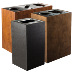 Aristata Series of Recycling Bins