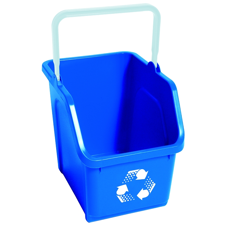 Stacking Recycling Containers Stackable Recycle Bin For