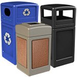 PolyTec & StoneTec Waste Containers