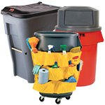 Rubbermaid BRUTE Utility