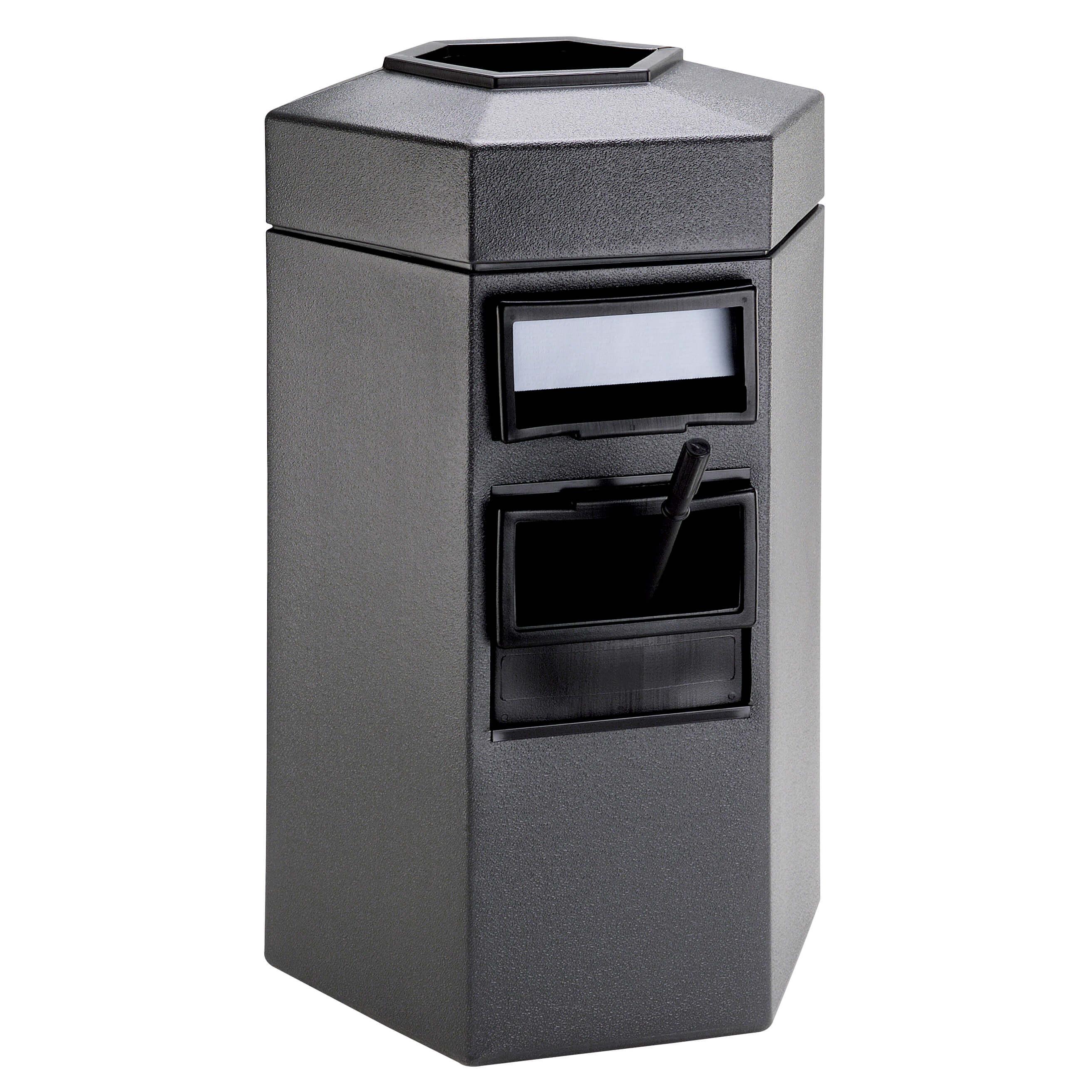 Bermuda 1 Trash Can Amp Windshield Washing Station Trash