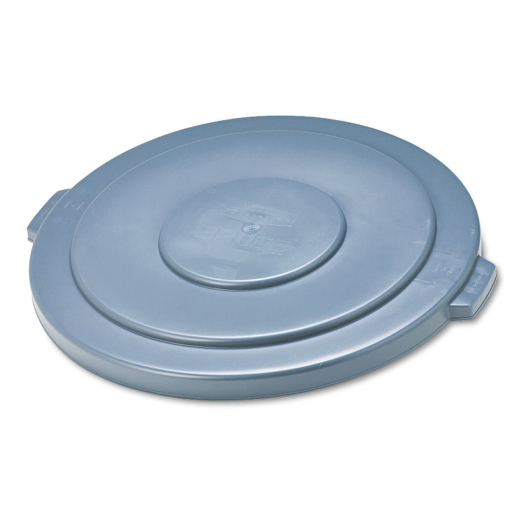 Round Rubbermaid Brute Lid For 55 Gal Garbage Cans
