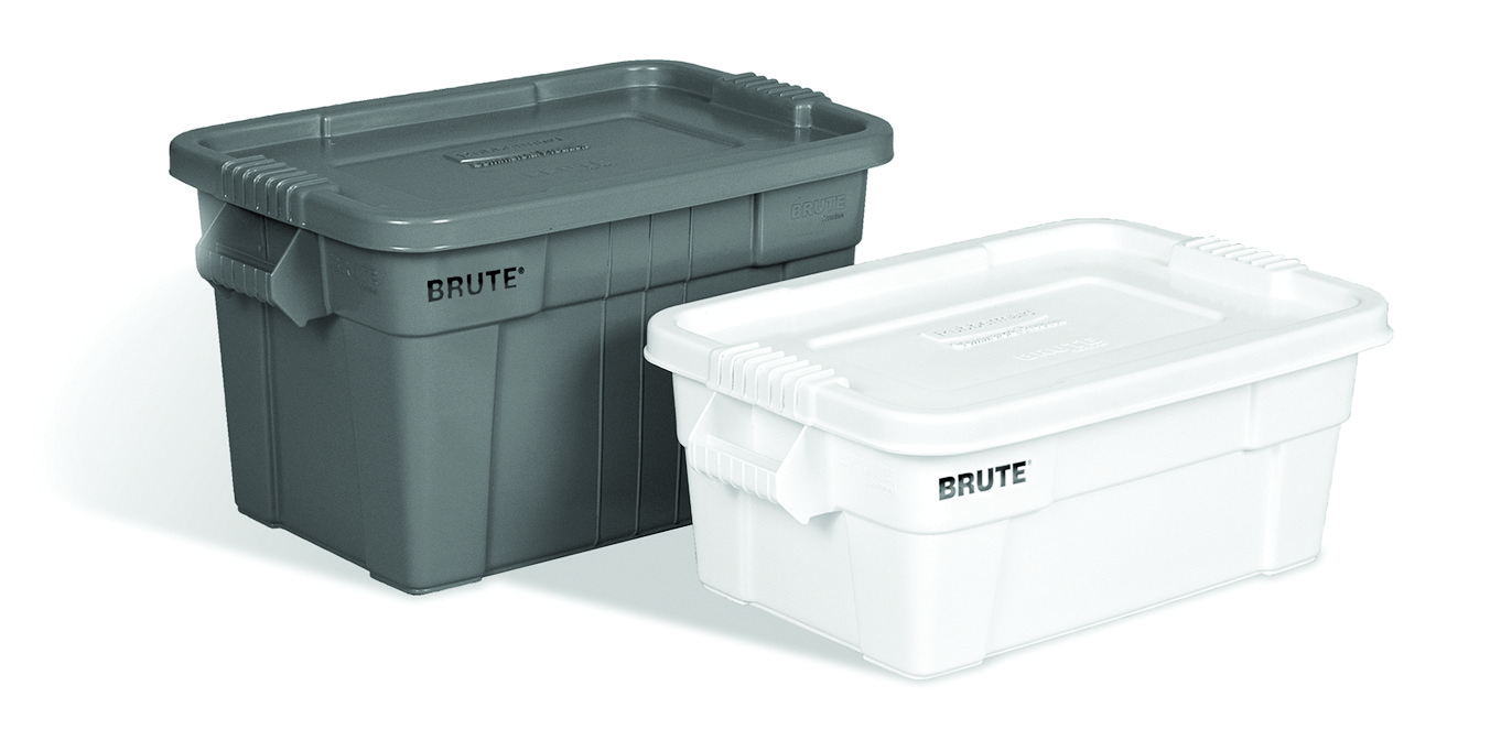 Brute 20 Gallon Tote Box Rubbermaid Large Tote Box