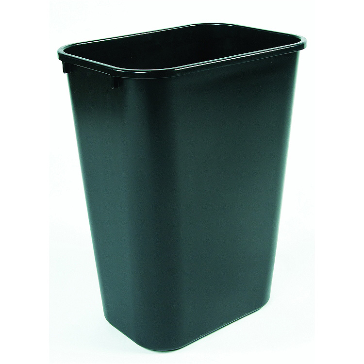 Small Plastic Trash Can Office Wastebasket Office Bins