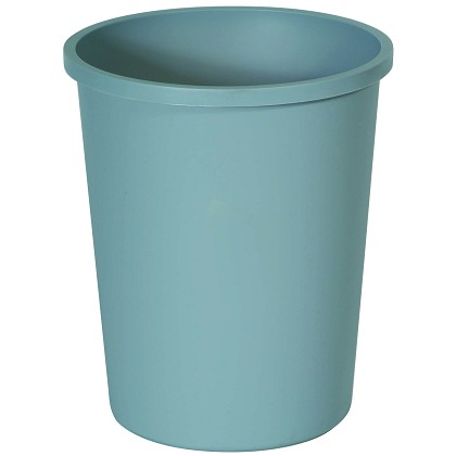 Small Untouchable Series Round Trash Can Trashcans Warehouse
