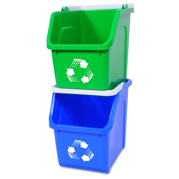 Stackable Recycle Bin