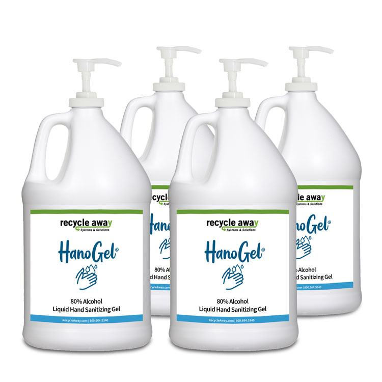 HanoGel Hand Sanitizing Gel