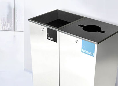 Wholesale Commercial Trash Cans | Discount Waste Receptacles