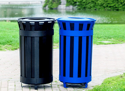 wholesale commercial trash cans for sale