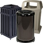 Rubbermaid Outdoor Decorative