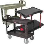 Rubbermaid Utility Carts