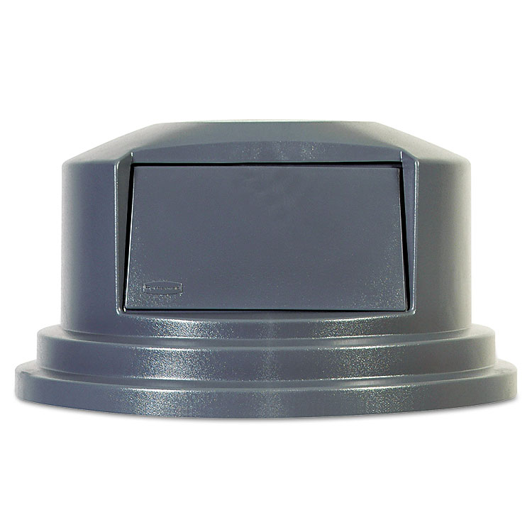brute dome top lid for 55gallon waste containers