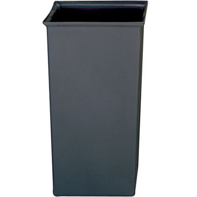 rigid square plastic liner - Rubbermaid Garbage Cans