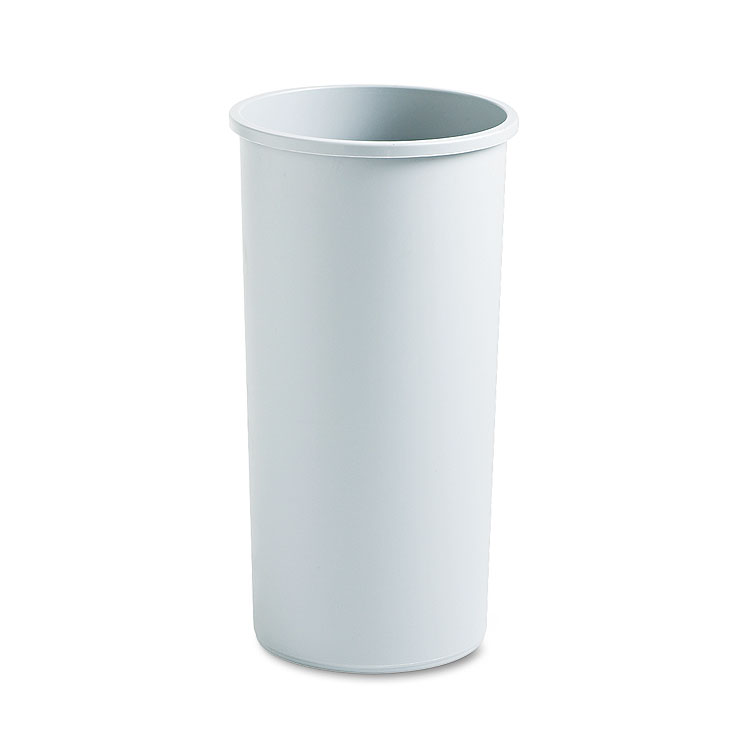 tall slim trash can round trash cans tall garbage can trash cans warehouse