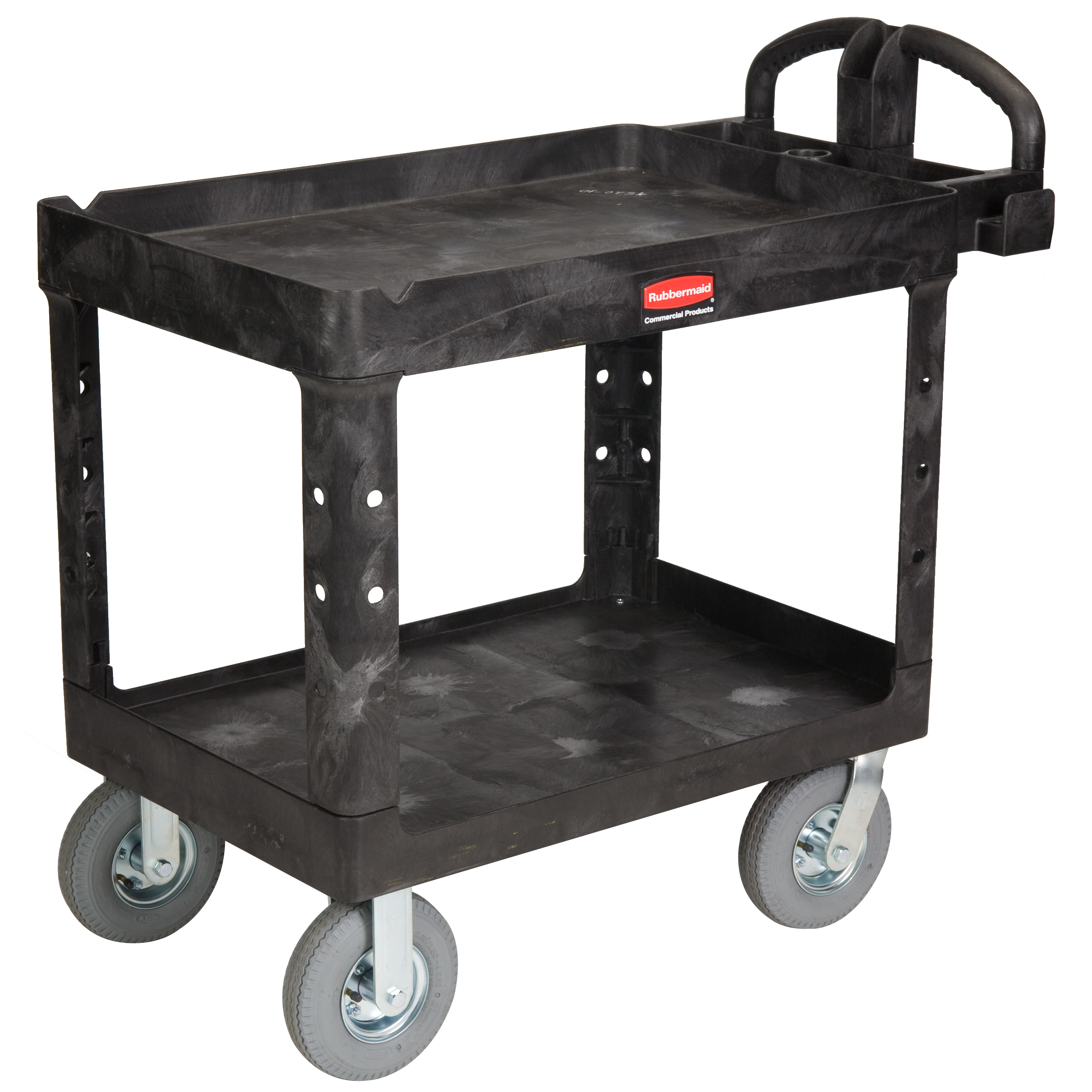 Heavy-Duty Utility Cart w/ 8\