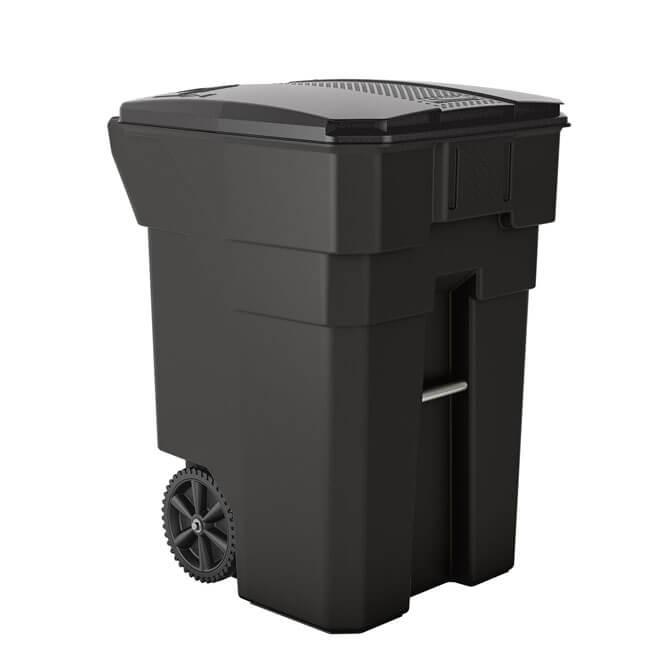 96 Gallon Wheeled Trash Can