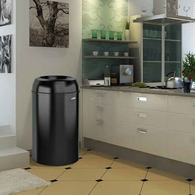 30 Gal | Round Indoor Trash Can | Trash Cans Warehouse