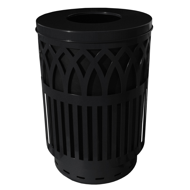 2 x 40 = 80 Gallon Covington Recycling & Waste bo