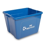 Curbside Recycling Bin-14 Gallon