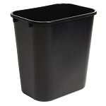 28 Quart Waste Baskets