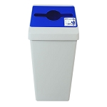 The Smart Sort Recycling Container with Lid