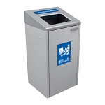 The  Ikona 24 Gallon Recycling Bin