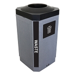 The Octo 32 Gallon Indoor Trash Bin