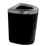 The 36 Gallon Evolve Ellipse Recycling and Waste Receptacle