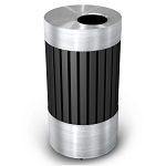 ArchTec Riverview Trash Receptacle