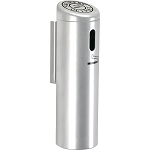 Wall-Mounted Ashtray Smokers' Outpost Cigarette Receptacle