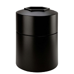 45-Gallon Round Waste Container