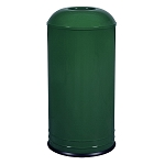 International Open Dome Trash Receptacle