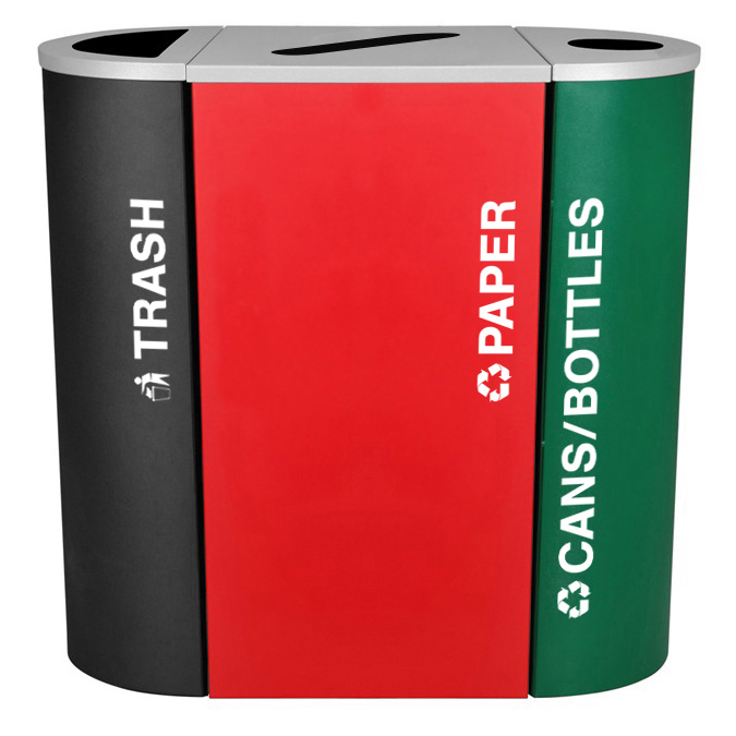 Image Result For Outdoor Recycle Bins For Home