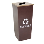 Metro XL R Recycling Receptacle