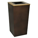Metro XL T Trash Receptacle