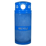 Landscape 34-Gallon Dome Recycling Bin