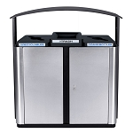 Echelon Canopy Outdoor 3-Stream Recycling Station