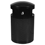 Landscape 40 Gallon Trash Can