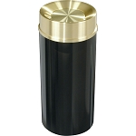 15-Gallon WasteMaster Value Trash Receptacle with Tip Action Lid