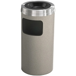 Mount Everest Ash/Trash Receptacle with Sand Cover, 10 Gal