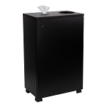 Value Sanitizing Wipe Station in Black | Large