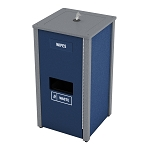 Sanitizing Wipe & Waste Station - 4 Gal - Custom