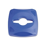Untouchable Single-Stream Recycling Top, Blue