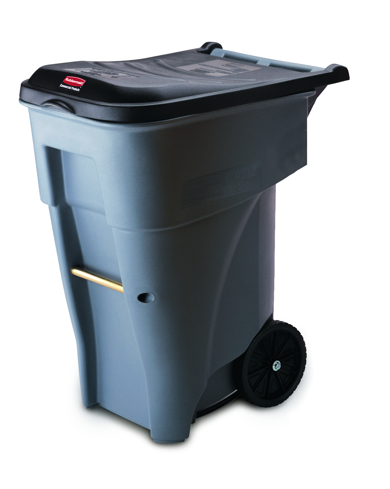 65 Gallon Trash Can Wheeled Trash Can Trash Cans Warehouse