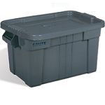 Brute 20-Gallon Tote Box