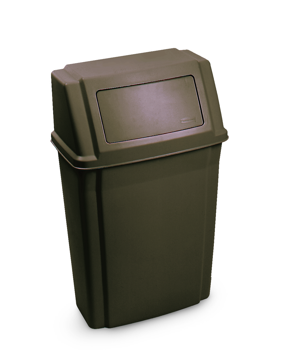 Wall Mount Trash Can | Wall Mounted Waste Bin | Slim Jim Trash Bin ...