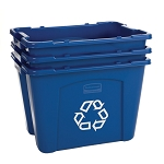 14-Gallon Recycling Box