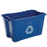 18-Gallon Recycling Box