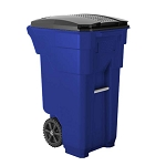 32 Gallon Wheeled Trash Can