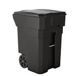 96 Gallon Wheeled Trash Can